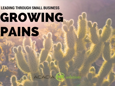 small business growing pains