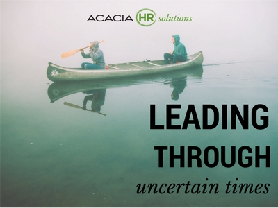 leading through trying times
