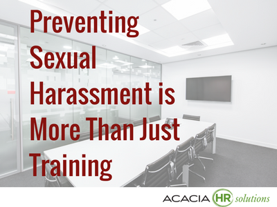 Uncover the top ways on how to train and maximize prevention of sexual harassment at the work