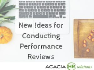 Discover new ideas and examples for effectively conducting employee work performance reviews and appraisals.