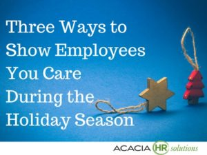 Discover Three Ways on How to Recognize, Engage and Show Employees You Care in the Workplace.