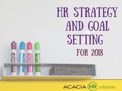Human Resource Strategy Planning Process  Hr Goal Setting Examples