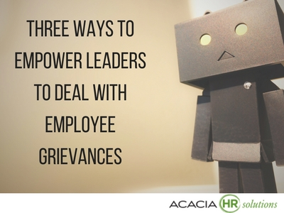 Discover the formal workplace employee grievance handling process, procedure, steps and policy examples for staff at work in human resource management.