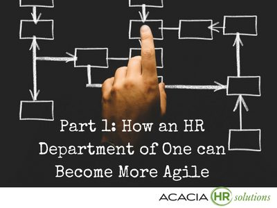 Agile Small Business Hr Solutions Human Resources Recruiting Support